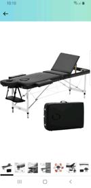 JL Comfurni Portable Massage Table