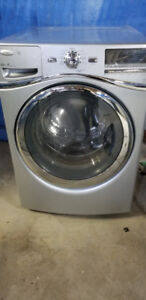 Whirlpool Front Load Washer, Huge Hydro and Water Saver