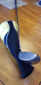 MEN'S LEFTY NIKE SASQUATCH 460 DRIVER W/ HEAD COVER