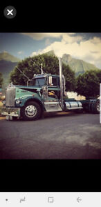 WANTED KENWORTH W900A