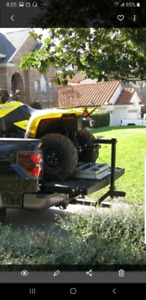 ATV Securing  System