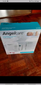Angel care movement & sound baby monitors.