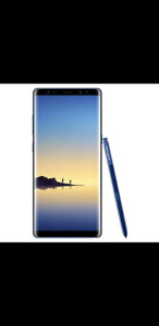 Galaxy Note 8 64GB BLACK