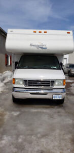 2003 Forest River 3100 Sunseeker Ford E450