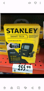 STANLEY Smart Techs ***** SAVE ****