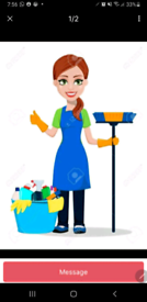 Cleaning Service Luton