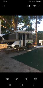 Jayco Eagle outback 2013 - 2014