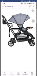 Baby trend sit and stand sport stroller