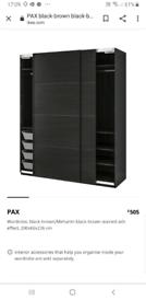 IKEA Pax Wardrope