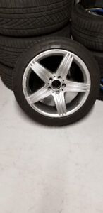 Mercedes Benz Winter Tires & Rims for Sale