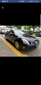 Parting out 2006 nissan maxima