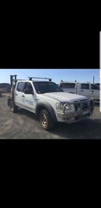 Ford Ranger 4x2 Highrider diesel (UNREG)