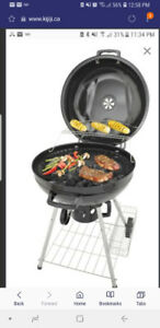 BBQ GRILLE CHARCOAL MASTER CHEF 24 INCHES