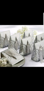 BEAUTIFUL  FAVOUR BOXES FOR WEDDINGS,BABY SHOWER,BURTHDAY etc.
