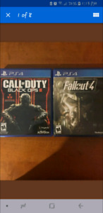 Call of duty 3 black ops fallout 4 game ps4