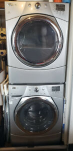 """Whirlpool 27"""" washer and dryer $600"""