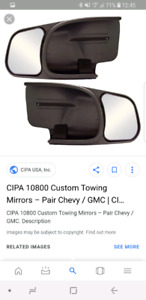 Tow mirrors for 1999-2006 chev/Gmc 1500