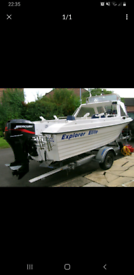 Fishing boat Wanted (Picture for example)