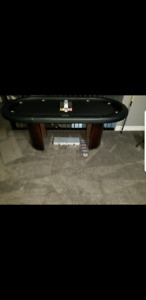 Brand New Poker Table, Chairs & Accessories!