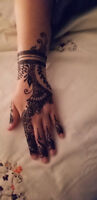 EXPERIENCED HENNA ARTIST, WONDERFUL RESULTS! REASONABLE PRICES!