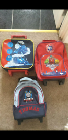 Childs travel bags