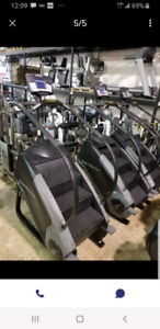 STEPMILL - STAIRMASTER GAUNTLET BLOWOUT $2500