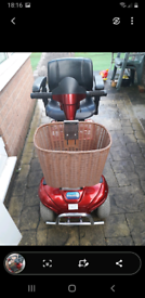 Monami mobility scooter