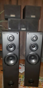 Sony surround sound speakers like new $200 obo