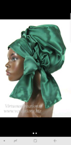 *Beautiful Real Silk Sleep Cap