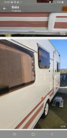 Garland caravan