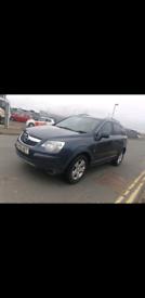 Vauxhall Antara spares or repairs