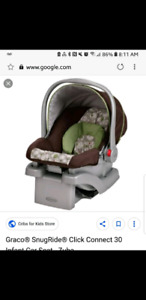 Free- graco click connect car seat