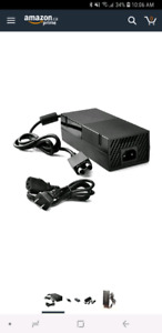 Wanted: xbox one power supply