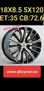"BMW LUXURY MAGS 18""  , 19"" & 20"" NEW IN BOX FOR SALE! ALLOYZ!"
