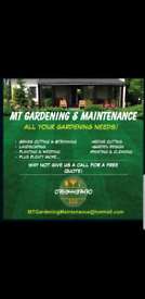 Gardening, Grass Cutting, Strimming, Green Waste Removal, Gardner...
