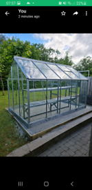 Greenhouse complete