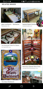 Stained glass Tools/ equipment