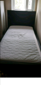 Bed and mattress (pending collection)