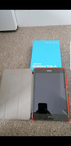 3 Samsung Galaxy Tab A 8 inch and cases