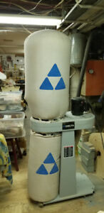 Delta 1HP Dust Collector 650 CFM (model 50-775)