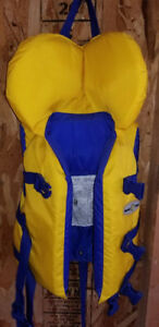 Two kid's / children's Life Jacket PFD