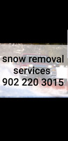 All snow removal services HRM call 9022203015