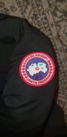 Winter jacket canada goose designer parka coat