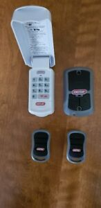 Genie Garage Door Opener Controls