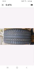 Continental Part Worn Tyre 225/50/16