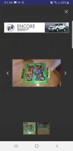 Table tortue ninja 20$