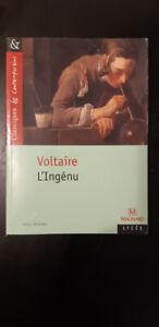 Voltaire L'ingénu