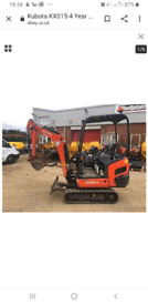 Used Digger for Sale | Plant & Tractor Equipment for Sale