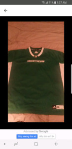 3xl roughriders jersey