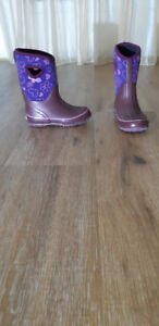 Winter Boots/girls,Cougar Storm - Pink/Purple, LIKE NEW!!!